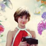 Автограф актрисы Натальи Гусевой
