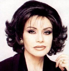 Актриса Мария Сорте