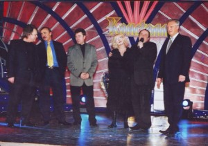 На фото: Любовь Воропаева, Лев Готовцев, Евгений Болдин и др.