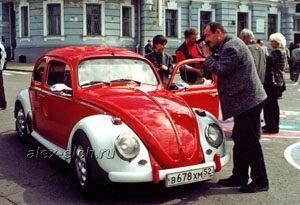 Андрей Приписнов - путешествие на автомобиле