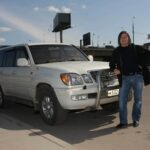 Гия Гагуа: мне было трудно найти педали газа и тормоза…
