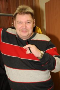 Куплетист Николай Бандурин. Здоровый образ жизни.