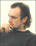 Футболист Игорь Шалимов