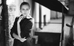 Анна Ситовская, фотомодель