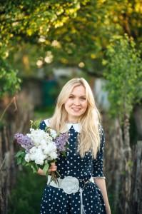 Дизайнер православной одежды Анна Соломкина. Здоровый образ жизни.