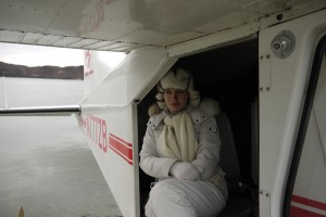 Екатерина Хауэлл, авиации ВМФ США