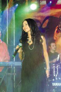 Певица Марина Хлебникова