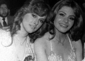 Лусия Мендес и Мария Сорте