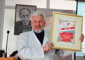 Премия Сердечный доктор. Врачи Нижегородской специализированной кардиохирургической клинической больницы.