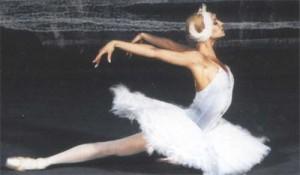 Балерина Анастасия Волочкова