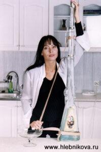 Марина Хлебникова, дома звезд