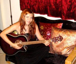 Певица Марина Ви, Лос-Анджелеса, США
