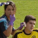 Ева Карнейро: я влюбилась в футбол