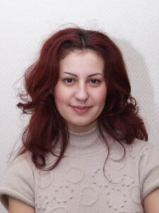 Пресс-секретарь теннисиста Андрея Медведева, журналист Юлия Прус, пожелание