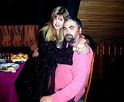 Вика и Вадим Цыгановы