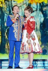 Владимир и Марина Девятовы