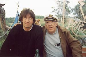 Олег Митяев и Юрий Никулин