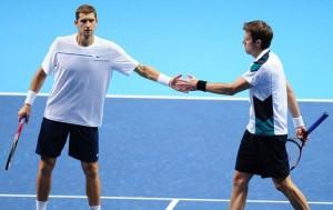 Теннисисты Максим Мирный и Даниэль Нестор