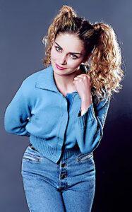Певица Юлия Николаева