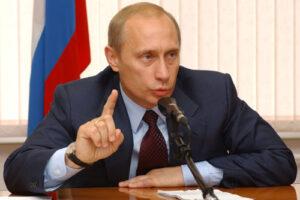 Президент России Владимир Путин, про интернет