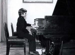 Дмитрий Маликов. Детское фото.