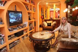 Маргарита Суханкина (Мираж), дом, квартира, ремонт, семья