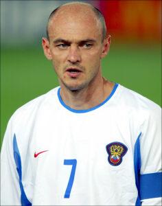 Футболист Виктор Онопко