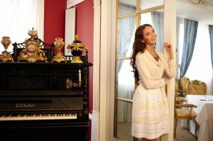 Оперная певица Аида Гарифуллина