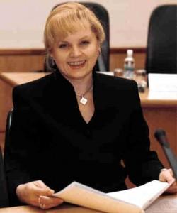 Политик Элла Памфилова