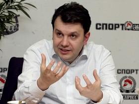 Герман Владимирович Ткаченко - Член Совета Федерации РФ,  спорт, футбол