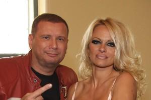 Андрей Ковалев и Памела Андерсон