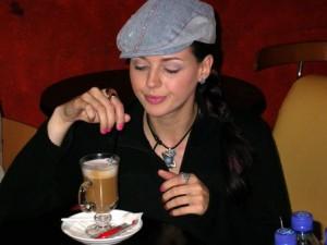 Певица Наташа Власова