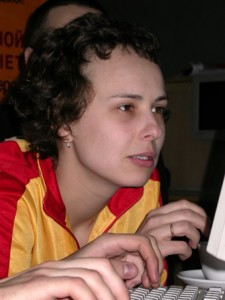 Певица Юлия Чичерина
