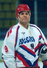 Хоккеист Вячеслав Иванович Старшинов