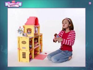 """Игра """"Маленькая принцесса. Мамина помощница"""""""