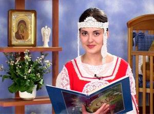 Дуняша - Ирина Зуенок, детская православная передача, В гостях у Дуняши, вера в Бога, воспитание, православие для детей