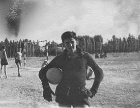 Сергей Захаров - футбольный вратарь