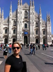 Елена Уитман. Milan