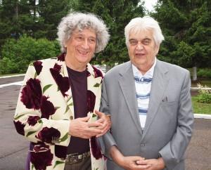 Юрий Энтин и Евгений Крылатов