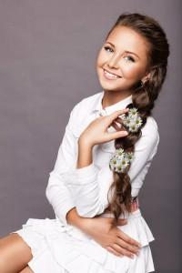 Певица София Тарасова