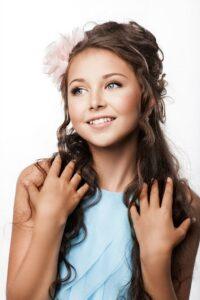 Певица София Тарасова, иностранные языки, обучение, Детская Новая Волна