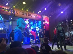 Саммер Глау в России