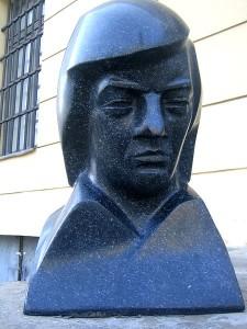Раймонд Паулс. Скульптура.