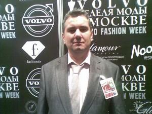 Журналист Дмитрий Гуртовой (Москва)