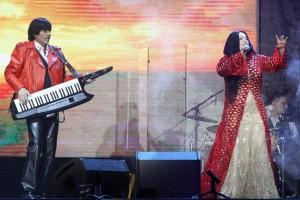Концерт «Космическая опера». Дидье Маруани, Евгения Лагуна