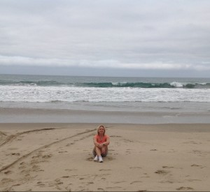 Елена Ольховская. Эквадор. У океана.