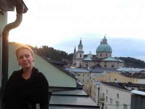 Елена Ольховская. Зальцбург.