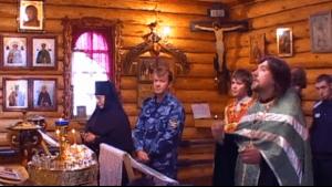 """Кадр из фильма """"Дети Божьи"""""""