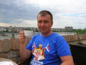 Вадим Грачев. Сербия.