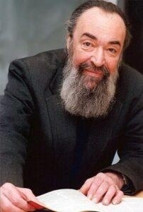 Историк, искусствовед Владимир Леонидович Махнач